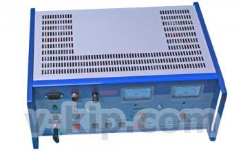 Установка для испытания оболочек кабеля УПЗ-80/5 - вид сверху