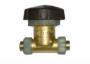 Вентиль запорный сильфонный вакуумный СК 26013-003