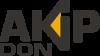 Логотип акип-дон